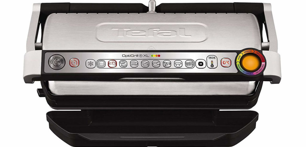 Модель Tefal Optigrill+ XL GC722D34