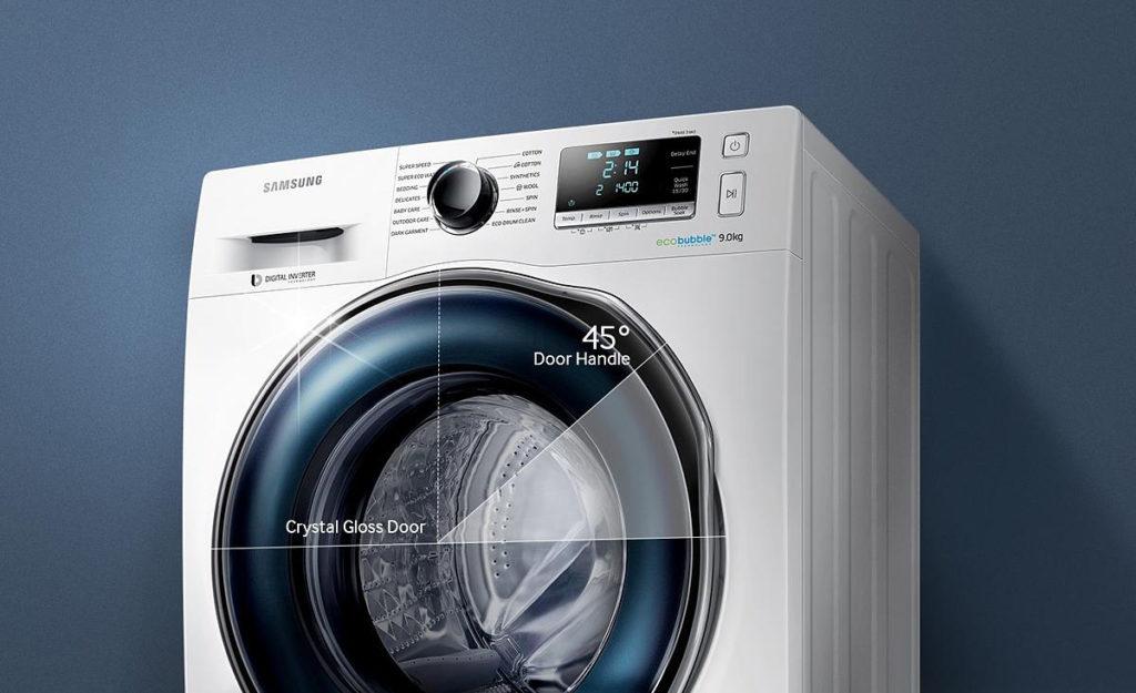 О стиральных машинах Samsung