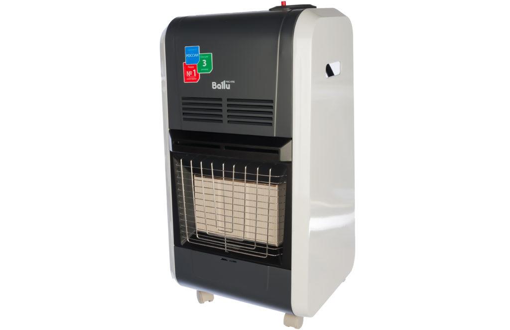 ТОП-8 газовых обогревателей