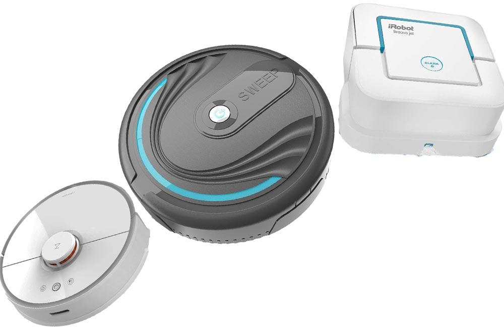 ТОП-8 лучших моющих роботов-пылесосов