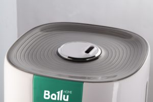 Увлажнители и очистители воздуха Ballu отличаются понятным и легким интерфейсом