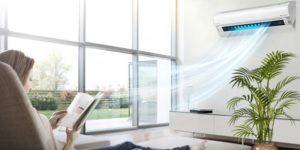 Агрегат поддерживает микроклимат в помещении