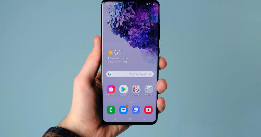 ТОП-10 лучших смартфонов Samsung 2020 года