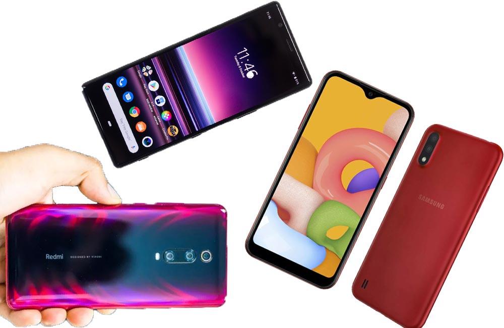 Рейтинг смартфонов 2020 года до 25000 рублей