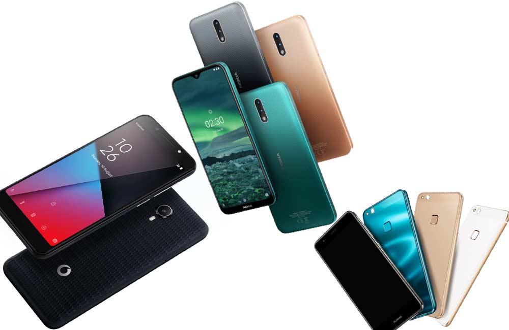 Топ лучших бюджетных смартфонов