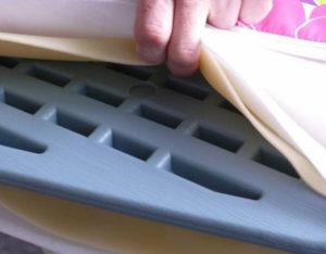 Доска со столешницей из термопластика