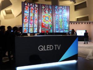 QLED в сравнении с RGB считается более экономичной в плане потребления электроэнергии