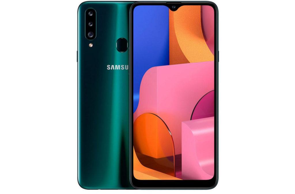 SamsungGalaxyA20s