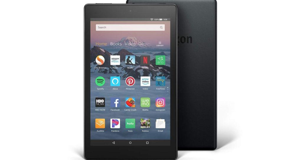 Модель Amazon Kindle Fire