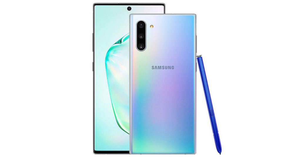 SamsungGalaxyNote 10+