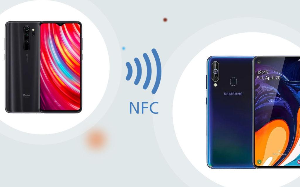 ТОП-5 бюджетных смартфонов с NFC