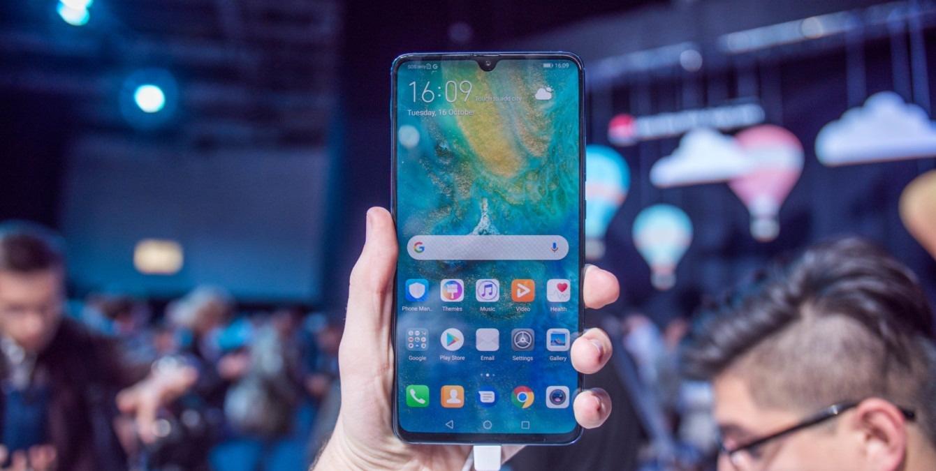 Смартфоны с большим экраном