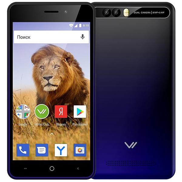 VERTEX New Impress Lion Dual Cam