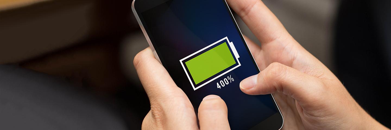 ТОП смартфонов с мощным аккумулятором